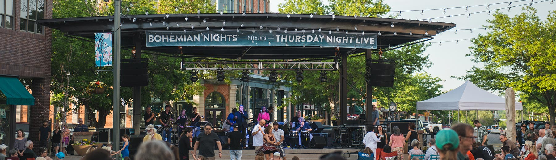 Thursday Night Live Lineup - Bohemian Nights Presents Thursday Night Live